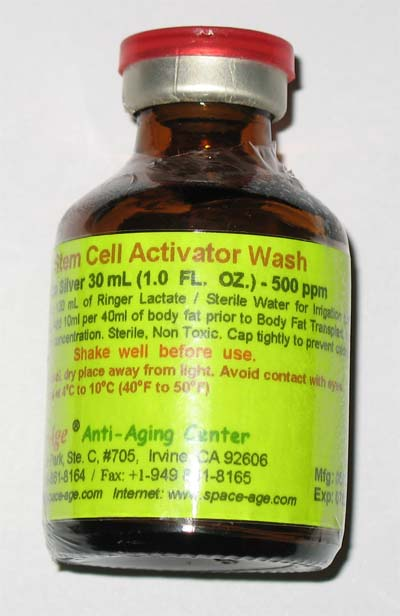 Stem Cell Activator Wash